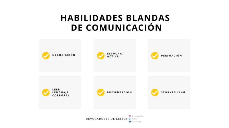 habilidades blandas comunicación