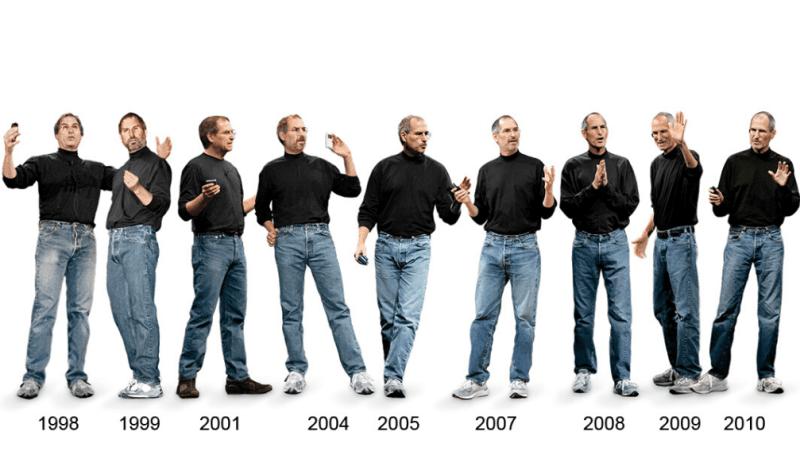 fotografia desiciones Steve Jobs