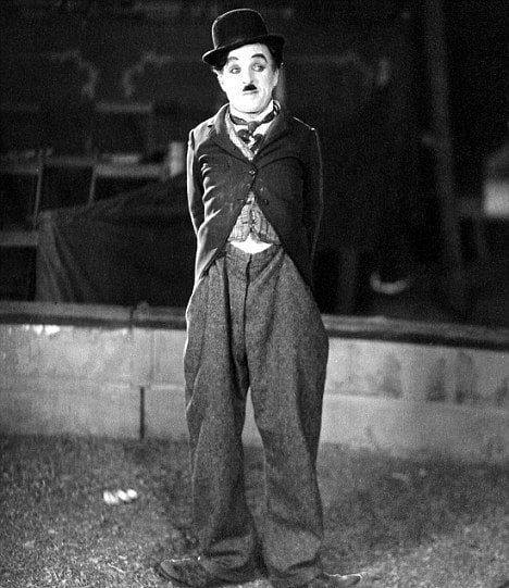 charlie chaplin primul rol