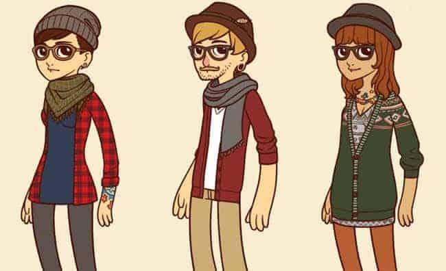 ce este un hipster