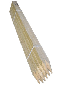 Wooden Stake