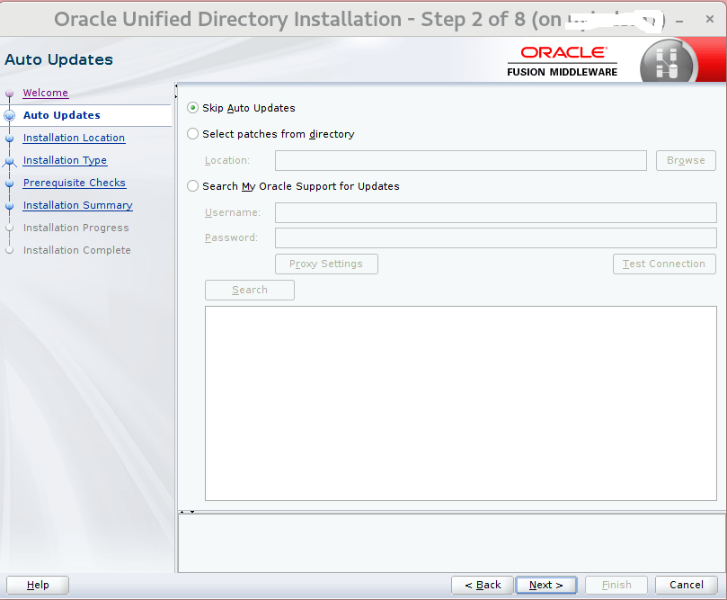 Upgrading Oracle Unified Directory(OUD) Proxy From 11g To 12c