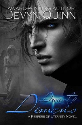 Descent of Demons (Eternity #2)