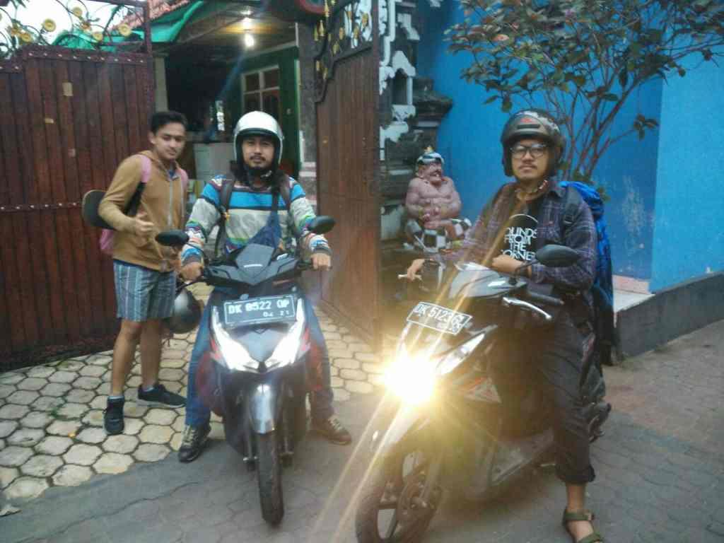 Beberapa Motor yang Cocok Digunakan Untuk Liburan di Bali, Motor Bali Rental - Sewa Motor di Ubud