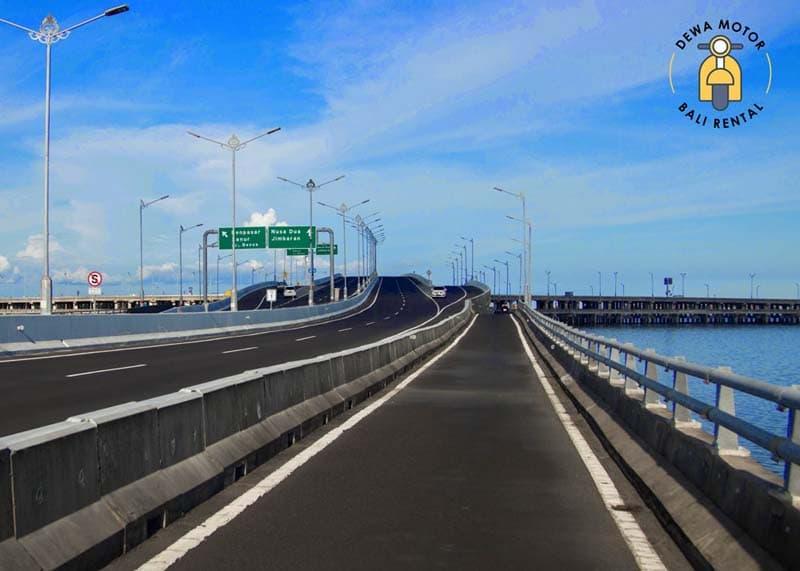 Jalan Tol Bali Mandara – Pembangunan Tol  Atas Laut Pertama di Bali