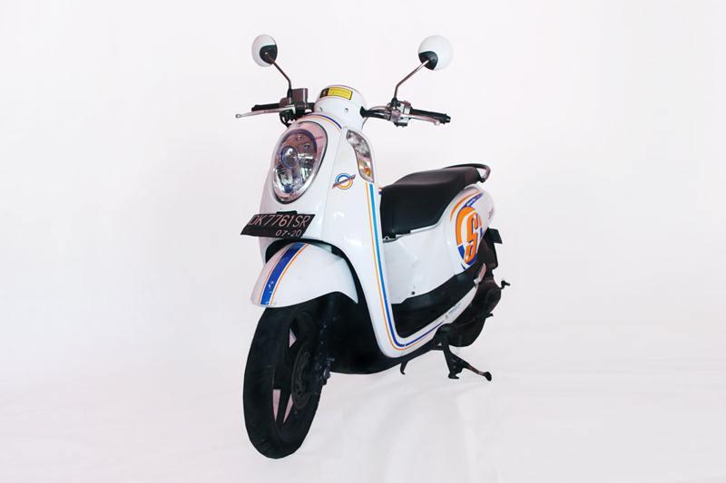 honda scoopy 110cc bali rental motor - Sewa Motor Murah Ubud Dan Tempat Jasa Rental Scooter Di Ubud