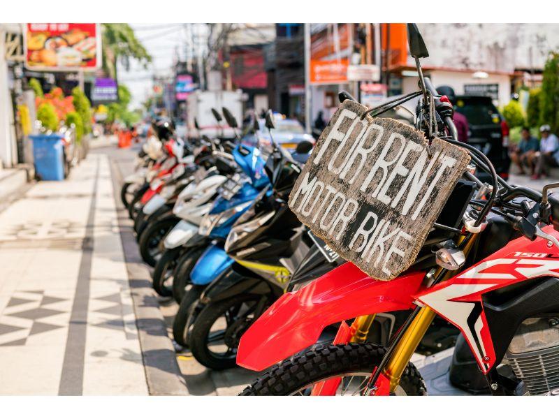 Rental Motor Murah Terdekat di Bali Harga Terjangkau