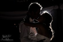 First Kiss on the dancefloor