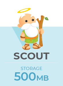 Scout - Cloud Hosting Murah Dewaweb