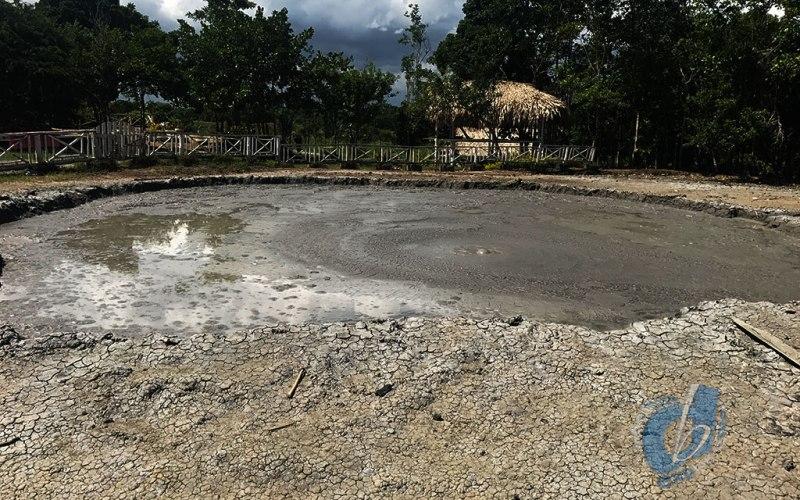 Buncee Trace Mud Volcano
