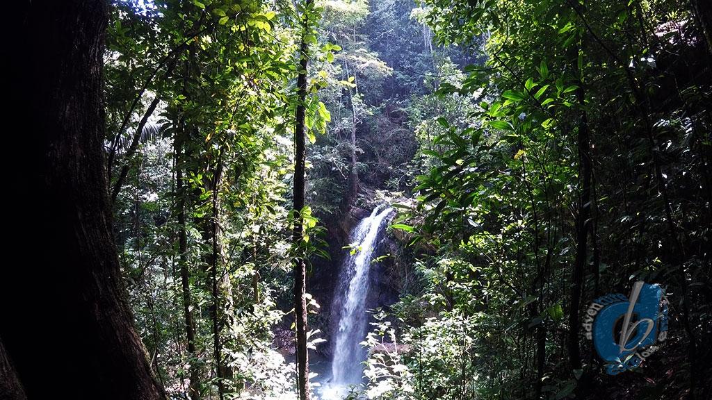 Avocar Waterfall