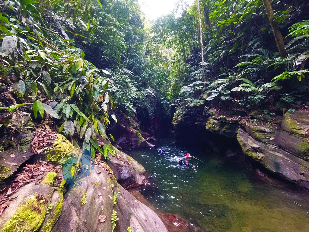 Guanapo Gorges