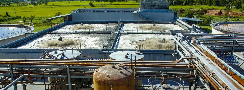 fluid control wastewater