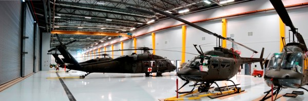 Army Aviation Support Facility & Readiness Center | DEW ...