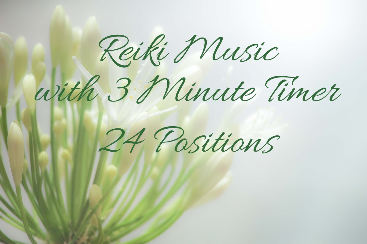 Reiki Timer Reiki Harp Music With 3 Minute Bell Timer 24 Positions