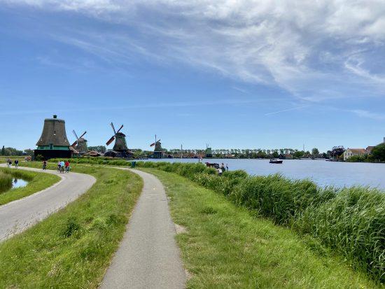 Hollandse molens in Nederland