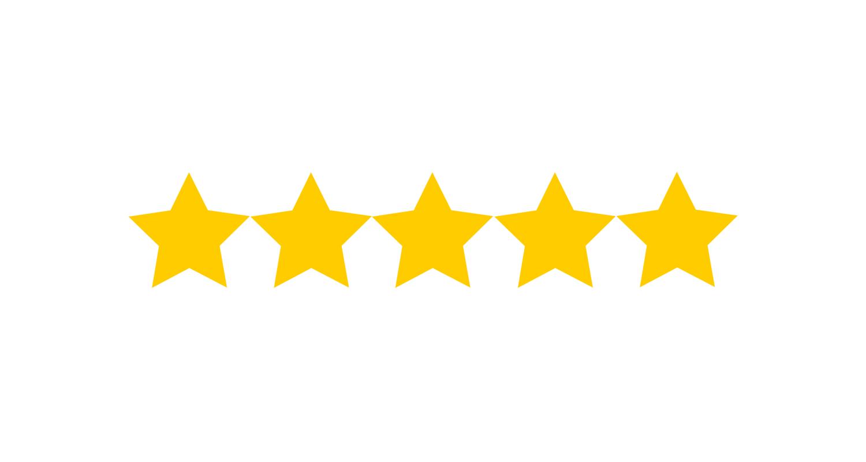 5-star-rating - De Wereld van Kaat