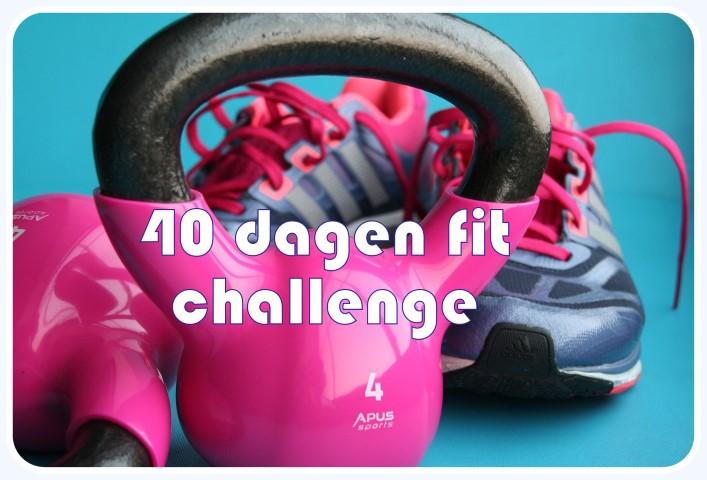 40 dagen fit