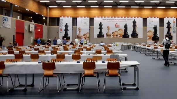 schaken op de Veluwe