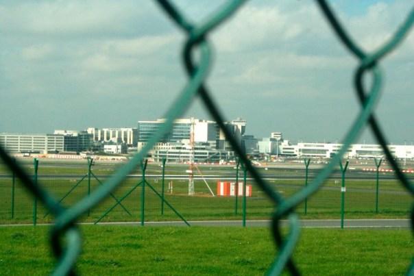 Vliegtuigspotten en genieten van alle bedrijvigheid op Brussels Airport