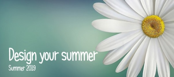 Design your summer