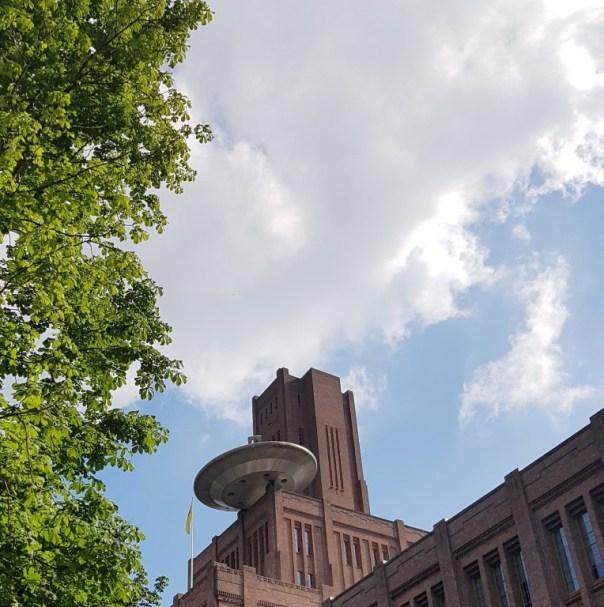 De inktpot in Utrecht