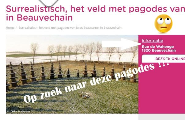 Beauvechain pagodes