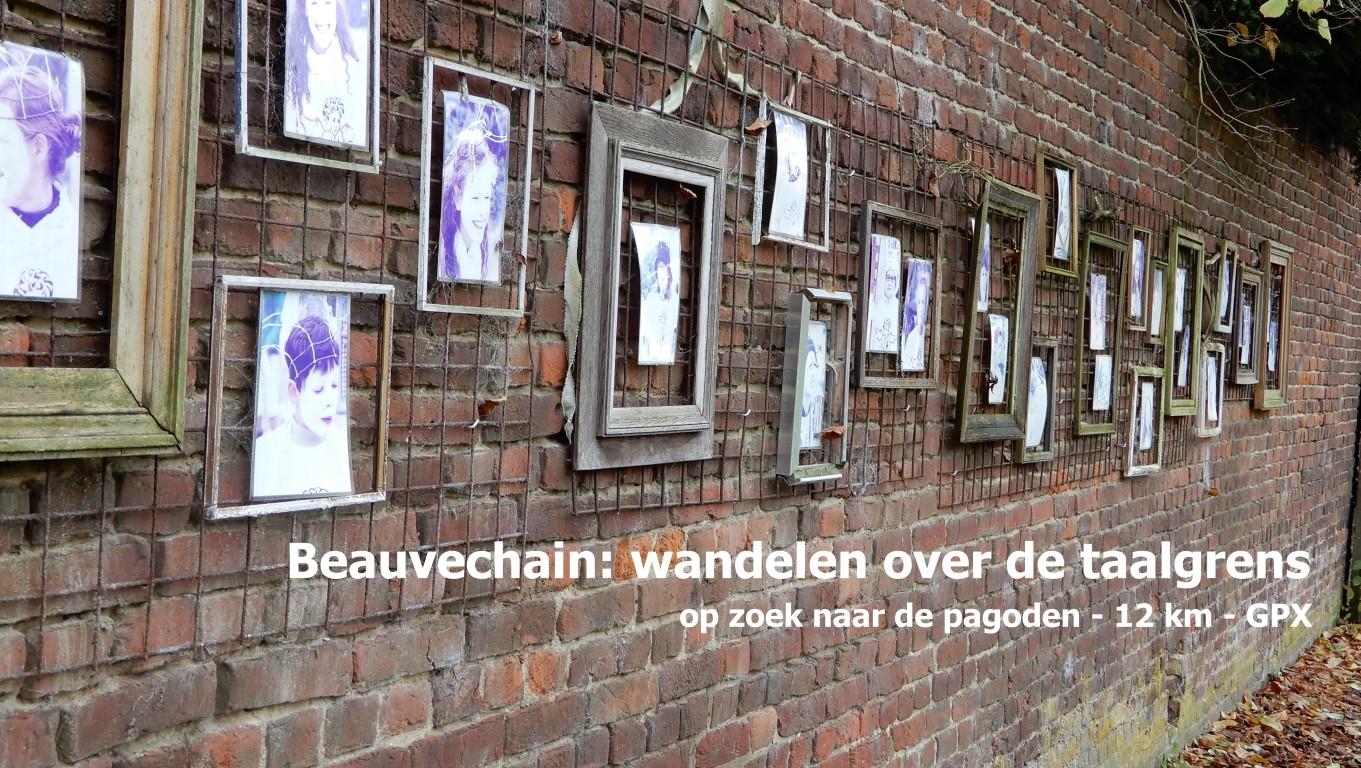 Beauvechain wandeling