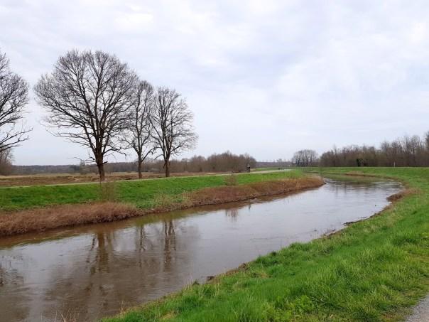 Wandeling in Aarschot: De Demer valt niet weg te denken uit Aarschot.