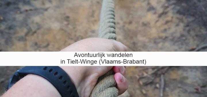 Avontuurlijk wandelen in Tielt-Winge