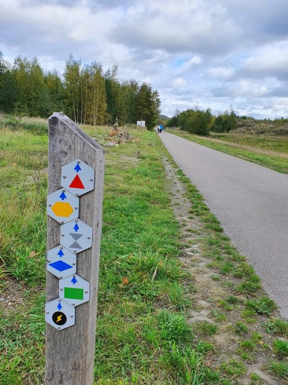 Thorpark: startpunt van vele wandelingen