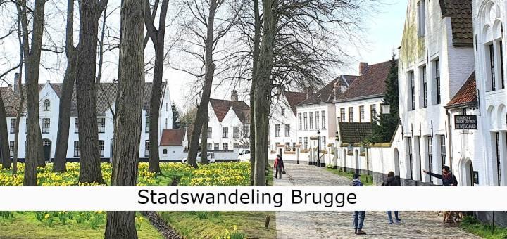 Brugge stadswandeling