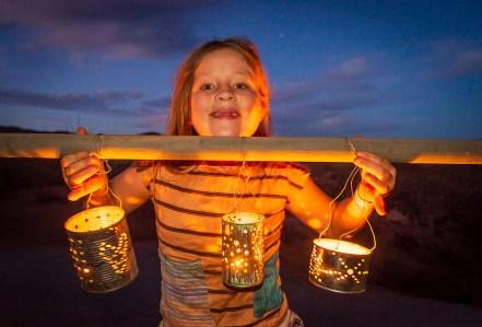 Izzy's lanterns