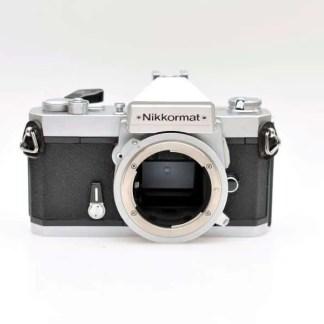 Nikon camera body