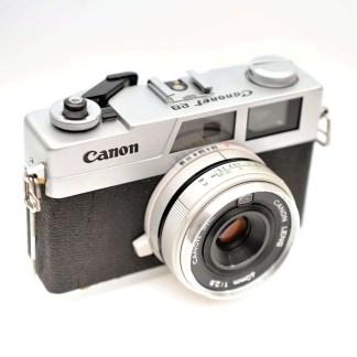 analoge canon camera kopen