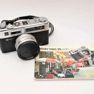 vintage yashica camera kopen
