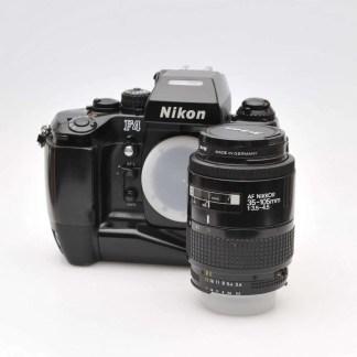 Nikon F4s kopen