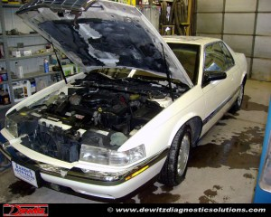 Cadillac Eldorado Theft System No Start, No Crank