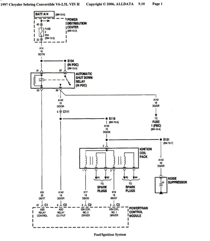 diagram 2002 sebring wiring diagram full version hd quality