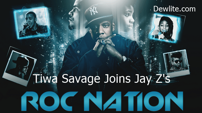 Tiwa Savage Joins Jay Z's Roc Nation