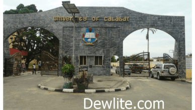 University Of Calabar Post-UTME Screening For 2016/2017 Dates Announced