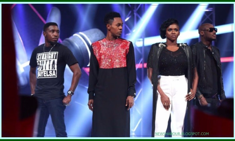 The Voice Nigeria 2016 Contestants | The Voice Nigeria Judges