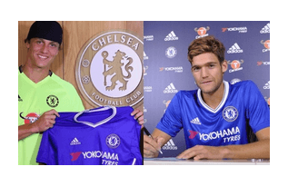 Chelsea Players Squad Numbers?