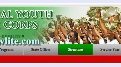 2016 NYSC Batch B Senate List Online