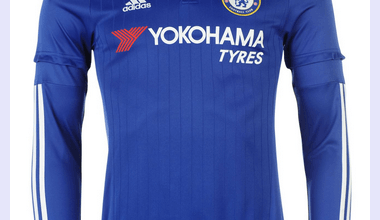 Chelsea shirt sponsorship deal with Nike