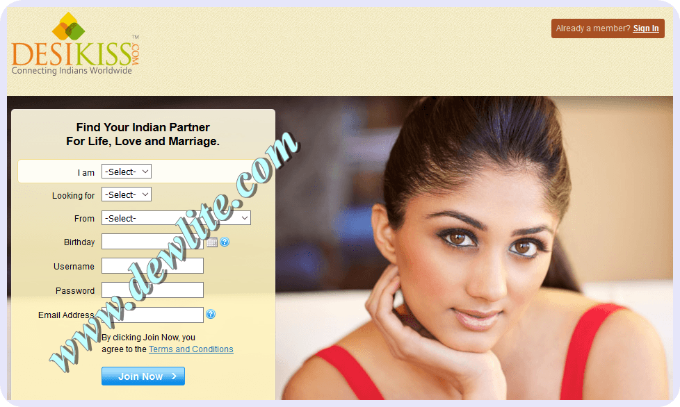 Dating site for married persons india