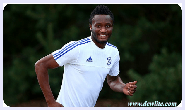 Mikel leaves chelsea to china