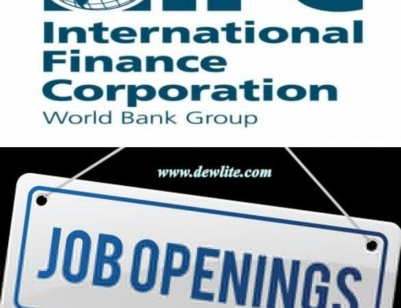 cURRENT ifc jobs