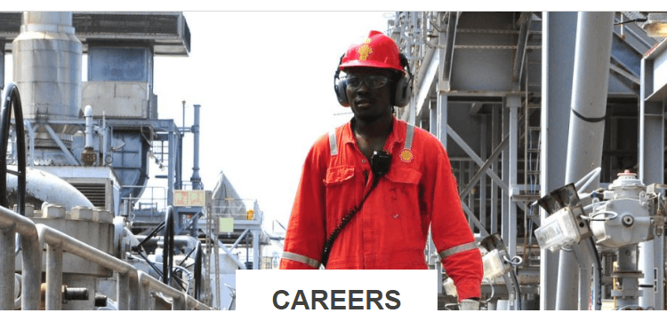 Shell careers UK