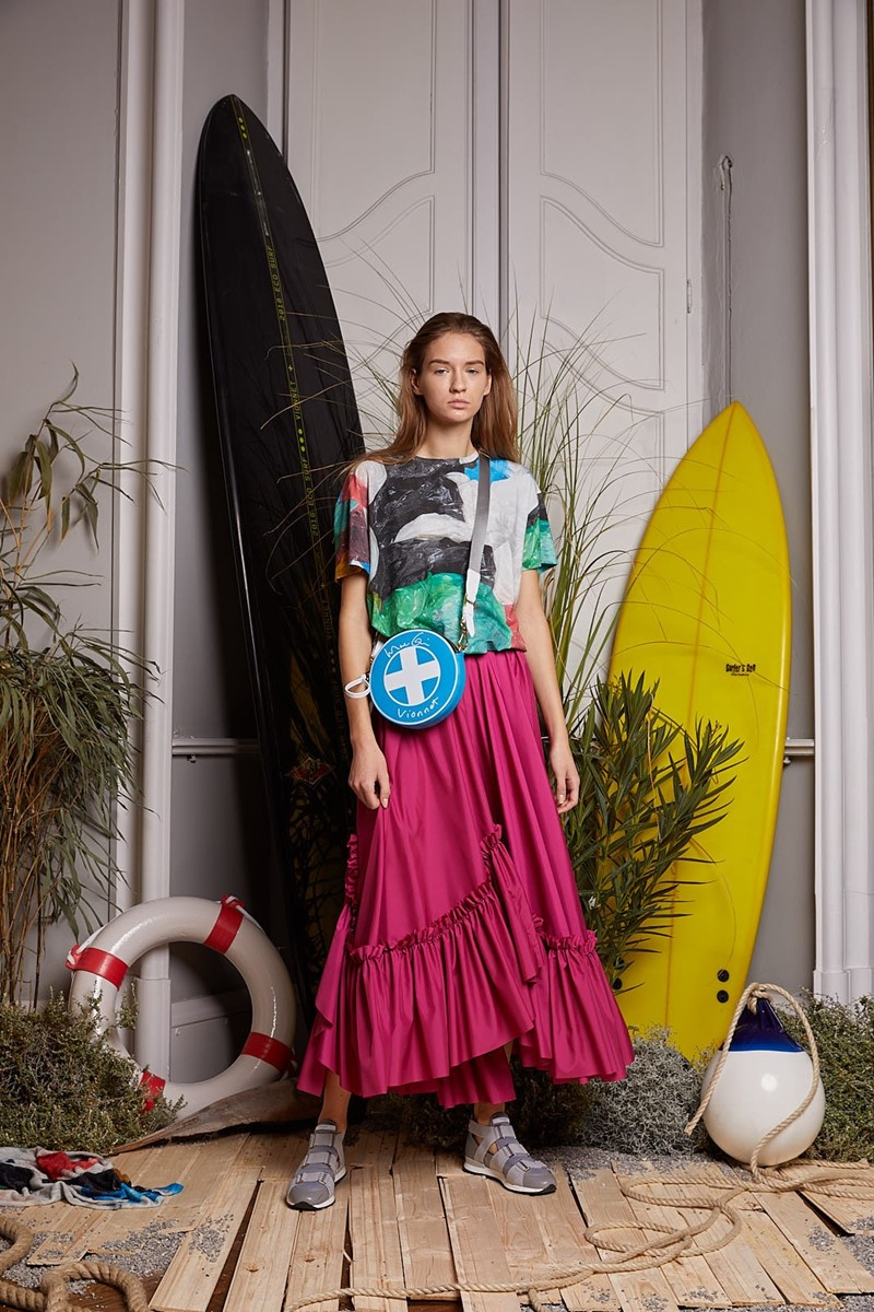 Vionnet x Mark Quinn: From Ocean Waste to Sustainable Surf Collection